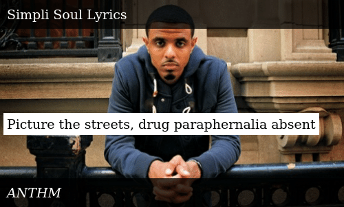 Picture the Streets Drug Paraphernalia Absent | Meme on ME ME