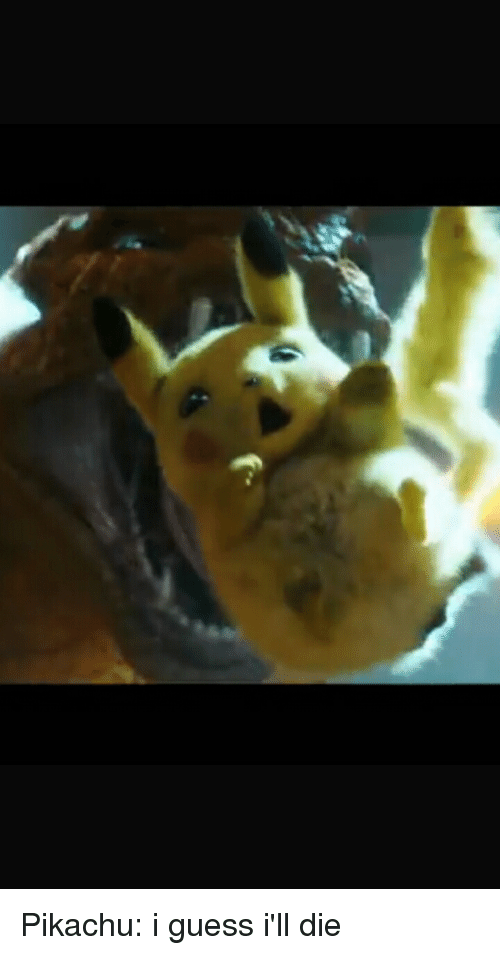Pikachu, Reddit, and Guess