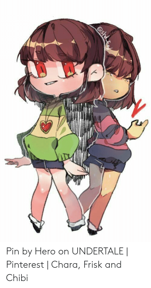 Pin by Hero on UNDERTALE | Pinterest | Chara Frisk and Chibi