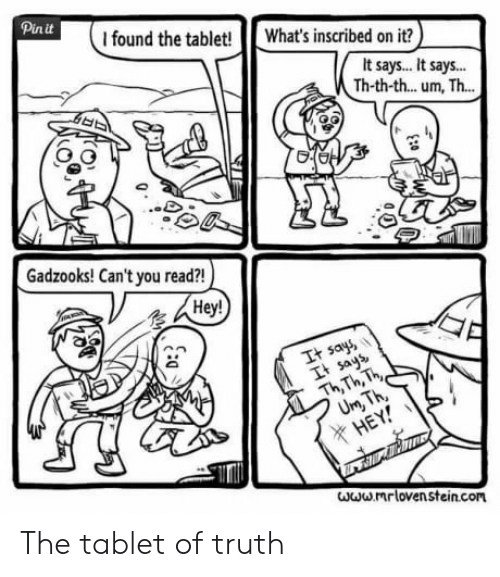 Pinit I Found The Tablet Whats Inscribed On It It Says It Says Th
