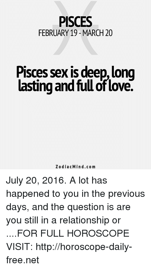 Pisces Monthly Love Horoscope: December | tamkeen info