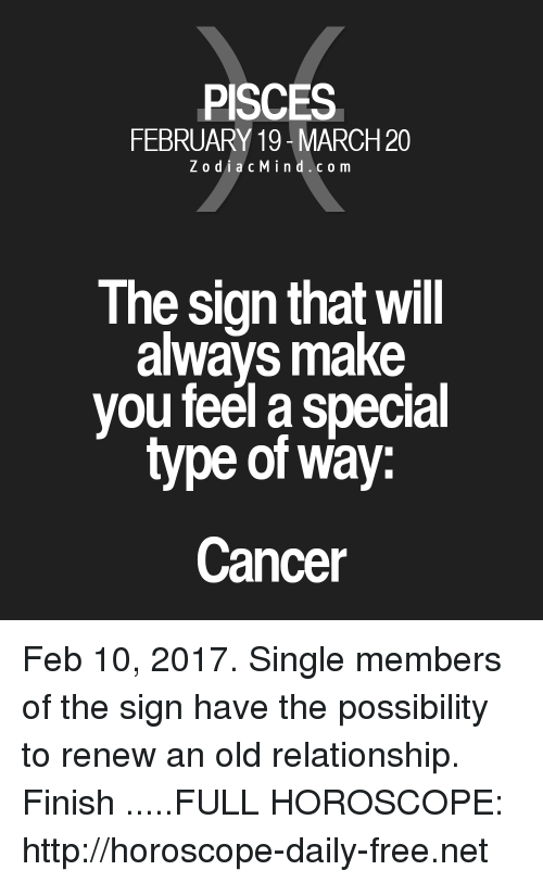 cancer daily horoscope february 20