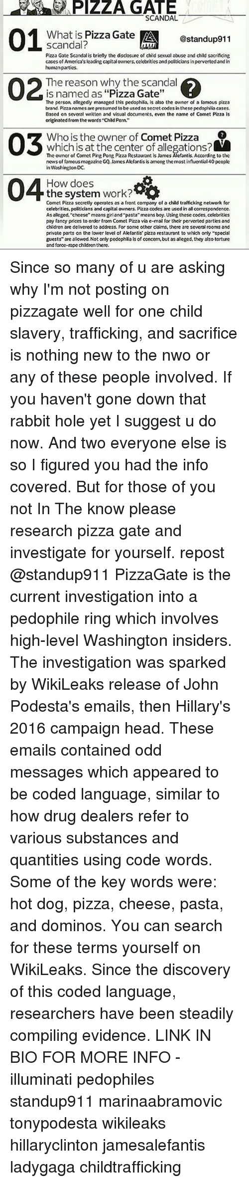 Is There Any Evidence Of Podesta Child Ring