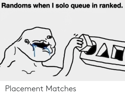 Placement and Matches: Placement Matches