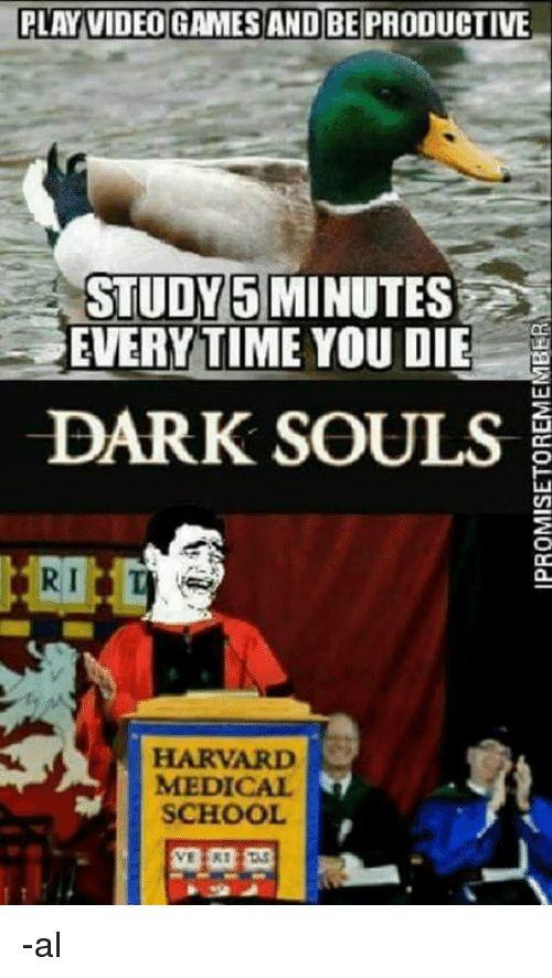 Play Video Gamesandbeproductive Study Everytime You Die