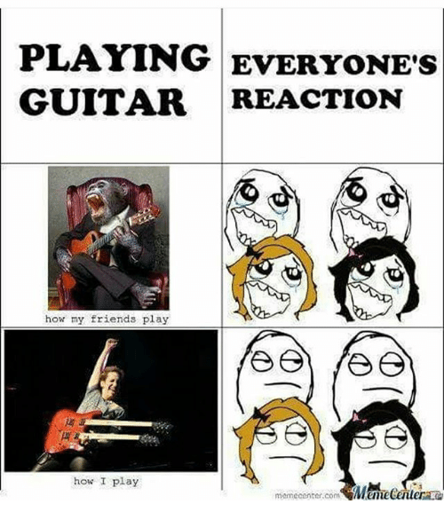 playing everyones guitar reaction how my friends play eey feen 20223945 playing everyone's guitar reaction how my friends play eey feen how