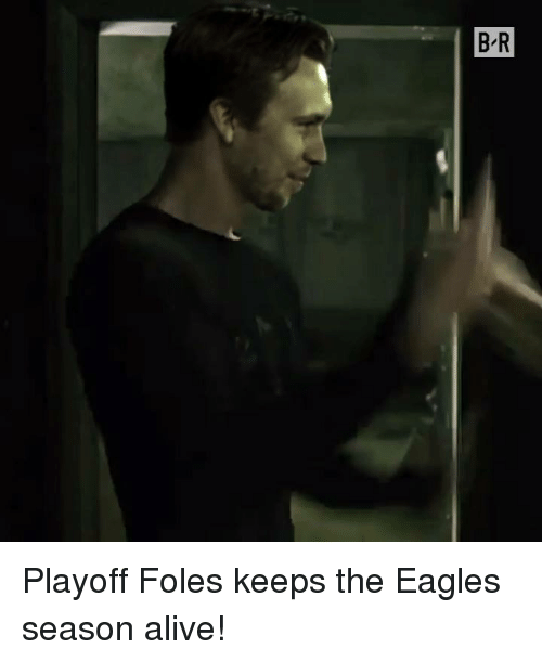 Alive, Philadelphia Eagles, and The Eagles: Playoff Foles keeps the Eagles season alive!