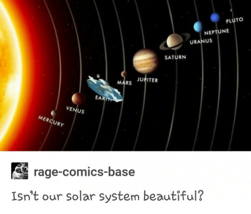silly meme solar system - photo #48