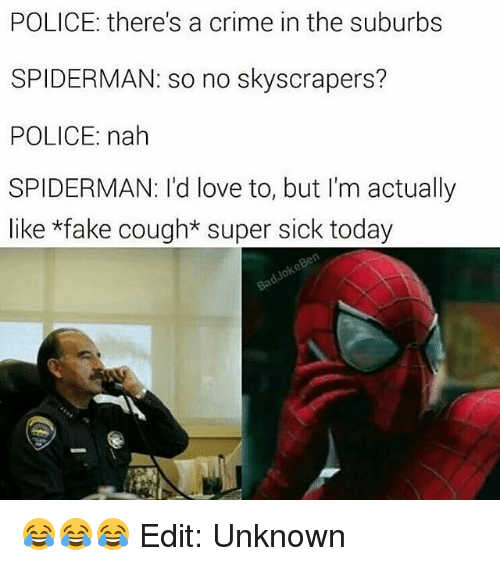 I'm Spiderman No More 25+ Best Memes About S...