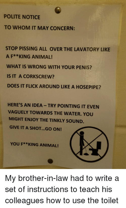 All? final, How to stop pissing pity, that