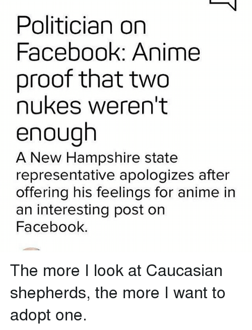 The proof that anime characters are white and not asian 2