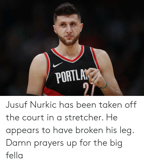 685fb7723711 🔥 25+ Best Memes About Jusuf Nurkic