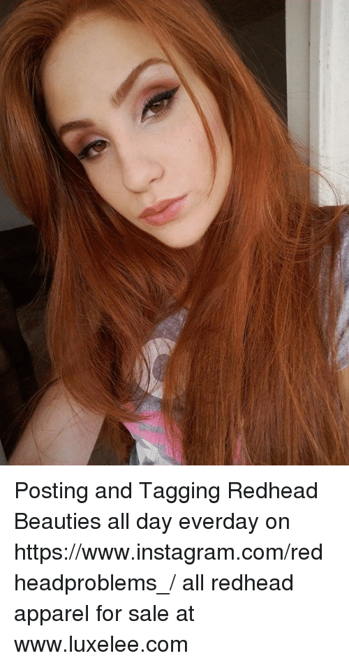 Posting and Tagging Redhead Beauties All Day Everday on ...