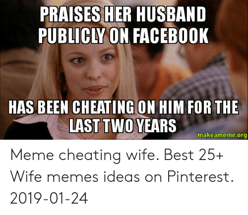 On wife facebook cheating I caught