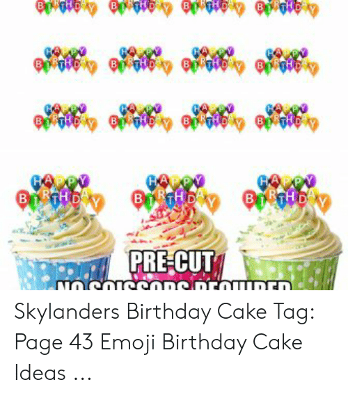 Pleasing Pre Cut Skylanders Birthday Cake Tag Page 43 Emoji Birthday Cake Funny Birthday Cards Online Inifodamsfinfo
