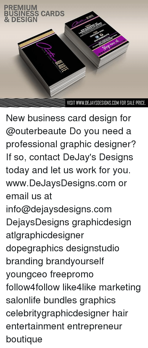 memes work and business premium business cards design visit wwwdejaysdesigns - Business Cards For Sale
