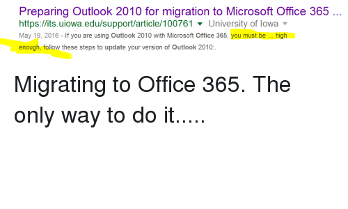 Captivating Funny, Microsoft, And Microsoft Office: Preparing Outlook 2010 For  Migration To Microsoft Office