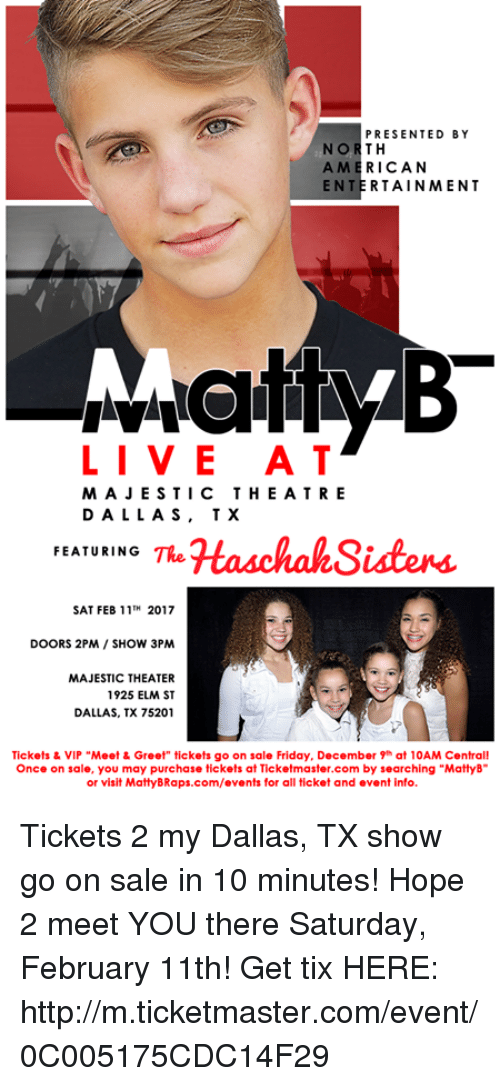 Presented by north american entertainment live at majestic the atre vip next m4hsunfo