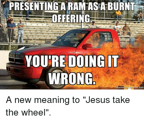 Mean And Meaning Presenting Karam Asta Burnt Offering Youre Doing It Wrong