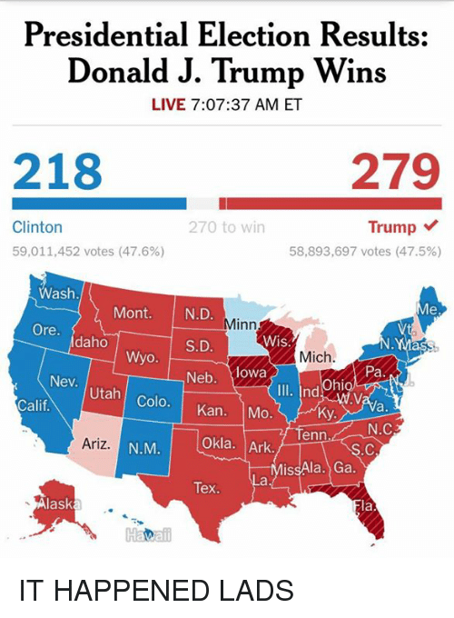 presidential election iowa and live presidential election results donald j trump