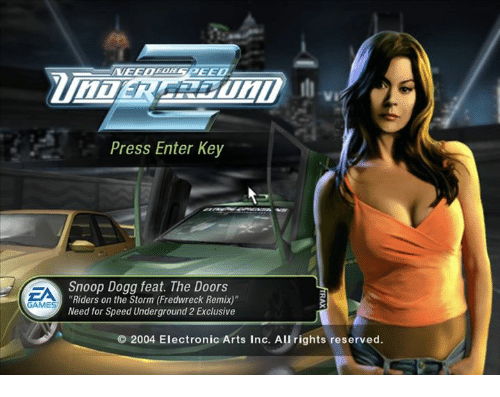 Press Enter Key Snoop Dogg Feat The Doors Za Riders On The Storm