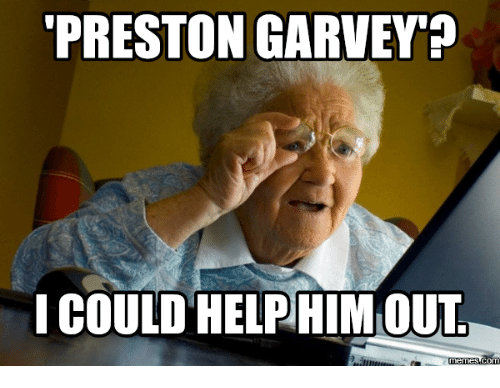 preston garvey i could helphimlout memes com 16322690 25 best guy garvey memes would you memes, preston memes