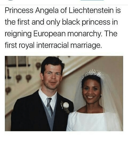 Europe in interracial relationship