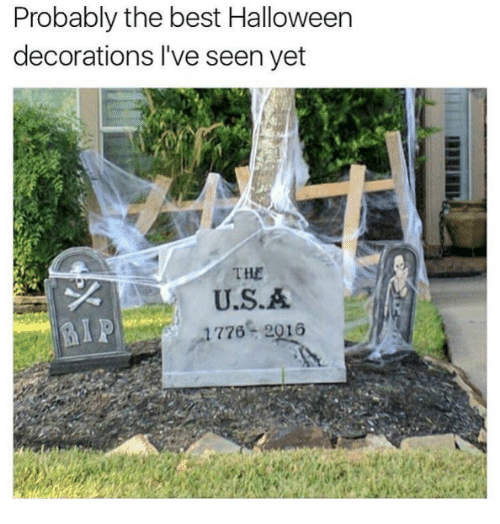 dank halloween and best probably the best halloween decorations iu0027ve seen yet the usa