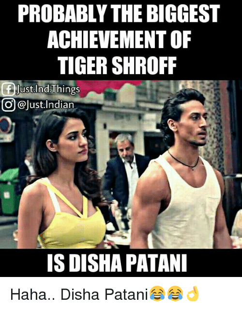 e644ffbb79f6 PROBABLY THE BIGGEST ACHIEVEMENT OF TIGER SHROFF F JustInd Things CO ...