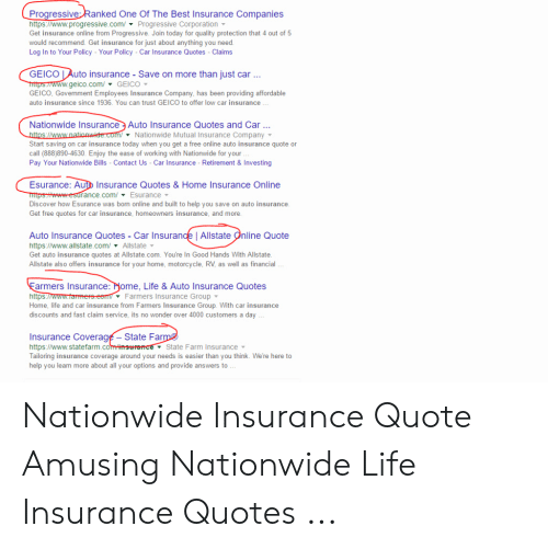 Progressive Get A Quote >> Progressive Ranked One Of The Best Insurance Companies