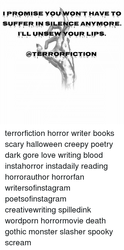 ✅ best memes about scary halloween decorations scary  books creepy and halloween promise youwonthaye to sufferin silence anymore i