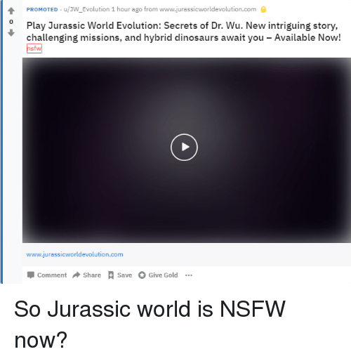 PROMOTED uJw_Evolution 1 Hour Ago From