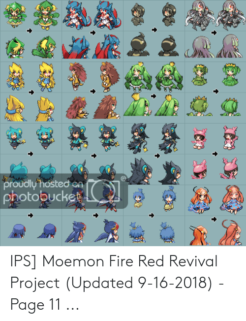 Proudly Hosted on Photobucket IPS Moemon Fire Red Revival