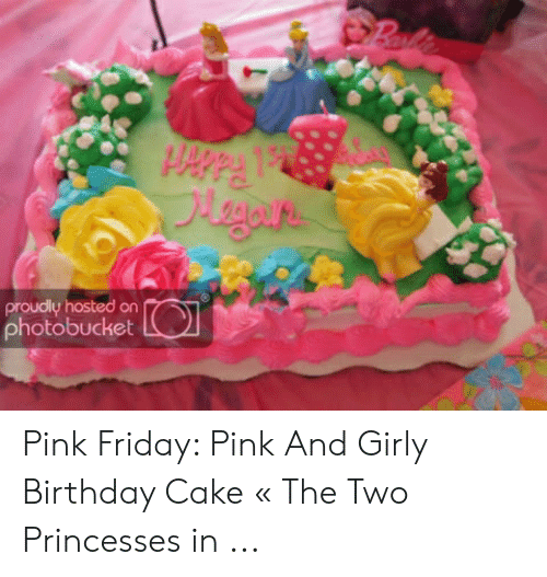 Fabulous Proudly Hosted On Photobucket Pink Friday Pink And Girly Birthday Personalised Birthday Cards Paralily Jamesorg