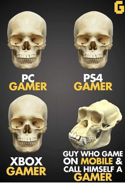 Ps4, Video Games, and Xbox: PS4  PC  GAMER  GAMER  GUY WHO GAME  XBOX ON  MOBILE  &  GAMER  CALL HIMSELF A  GAMER