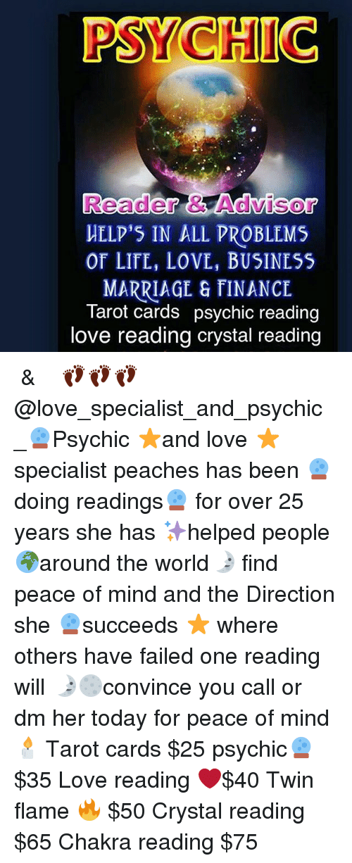 PSYCHIC Reader &Advisor WELD\'S IN ALL PROBLEMS OF LITE LOVE BUSINESS ...