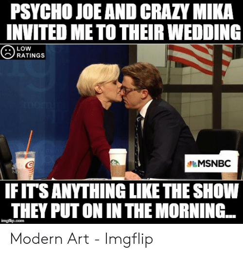 Mika And Joe Wedding.Psycho Joe And Crazy Mika Invited Me To Their Wedding Low Ratings