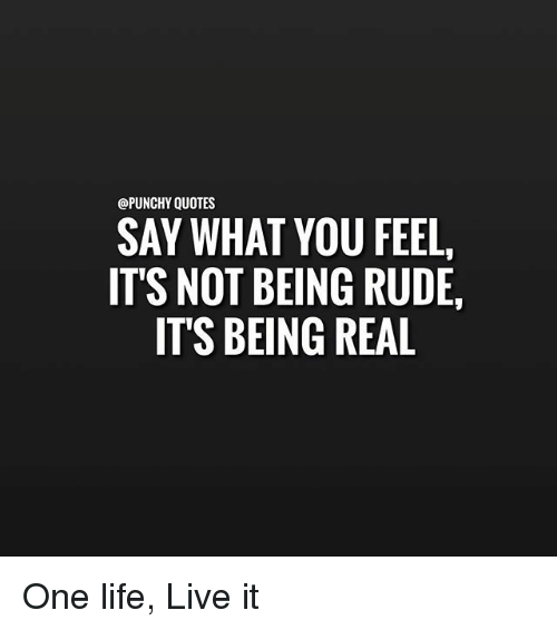 Printable!√ Quotes About Being Rude