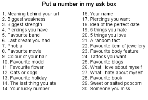 Put a Number in My Ask Box 1 Meaning Behind Your Url 2 Biggest