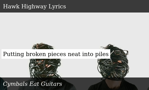 Putting Broken Pieces Neat Into Piles | Meme on ME ME