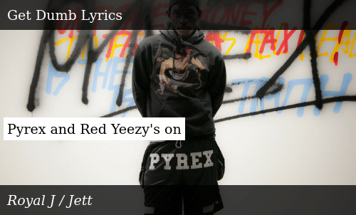 16b18fe3a SIZZLE  Pyrex and Red Yeezy s on