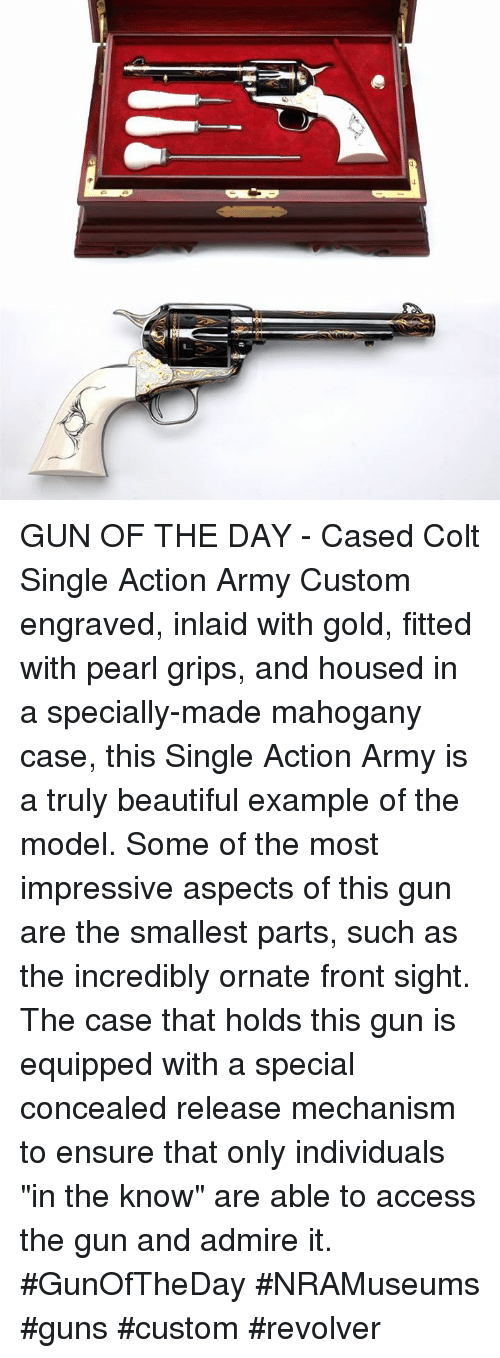 what is an example of an army custom