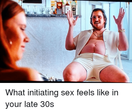 What sex feels like for him 12