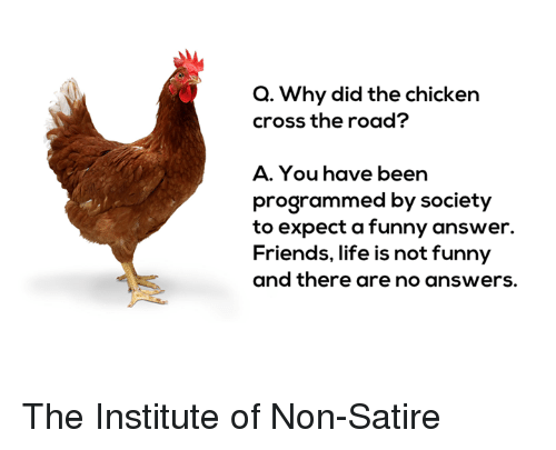 Jokes Archives - The Chicken and the Road - Living4Jesus.net