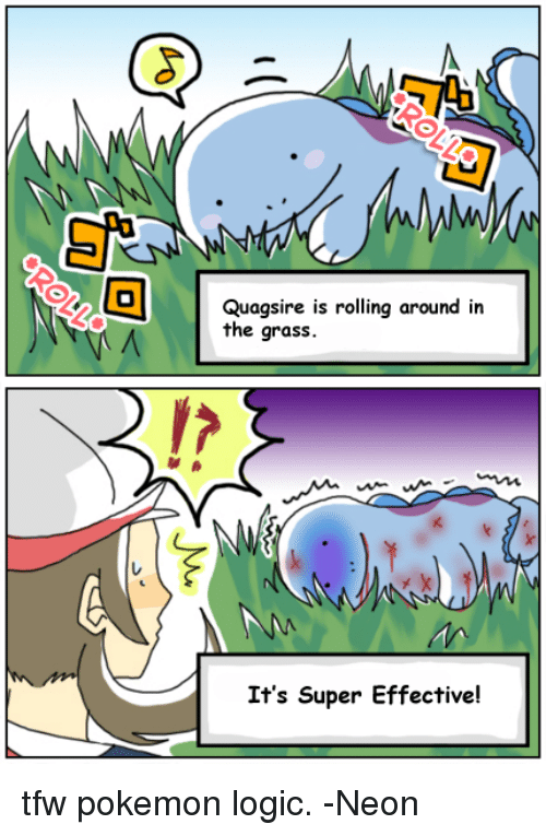 quagsire-is-rolling-around-in-the-grass-