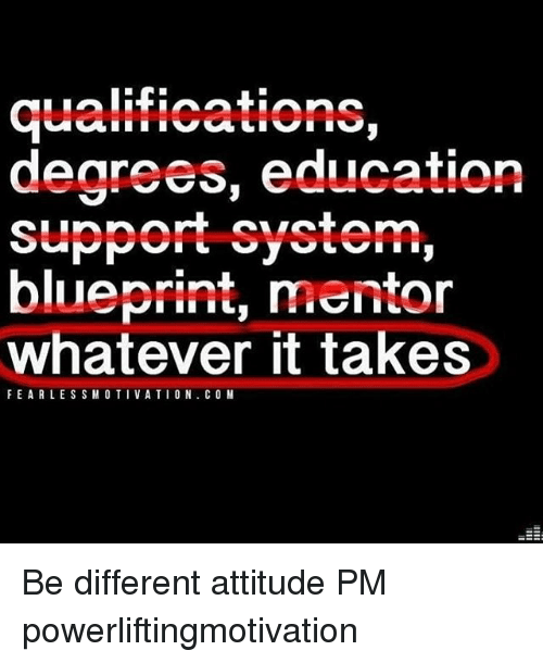 Qualifications degrees education support system blueprint mentor memes and fearless qualifications degrees education support system blueprint malvernweather Gallery