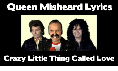 CRAZY LITTLE THING CALLED LOVE CHORDS by Queen @ …
