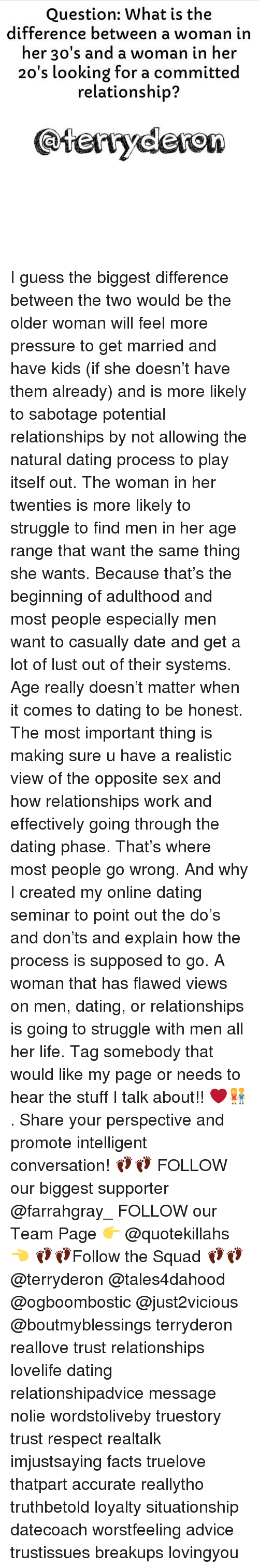 Dating two online people feels wrong