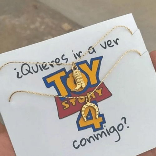 Memes, Toy Story, and 🤖: Quieres ir a ver  TOY  STORY  conmigo!