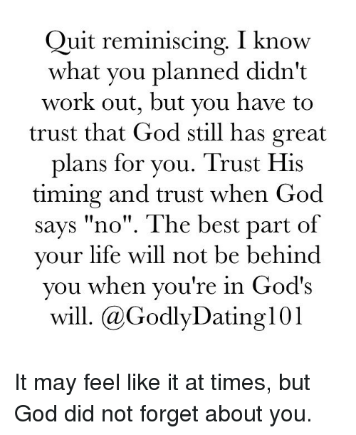 what god says about dating